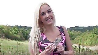 Czech blonde..