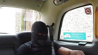 Masked black dude..