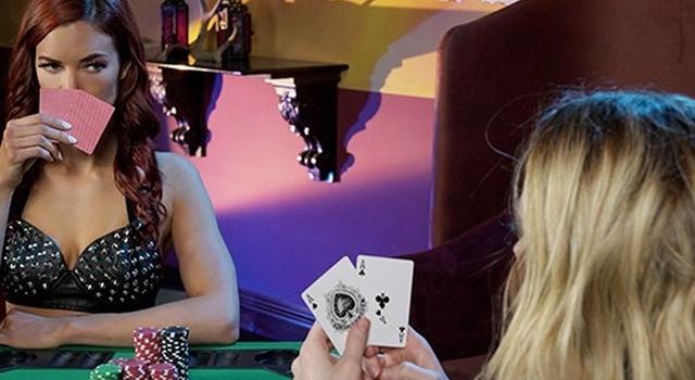 Brazzers - Poker girl..