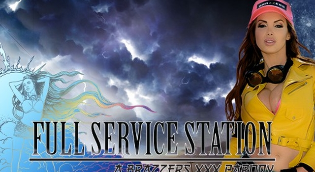 Utter Service Station:..