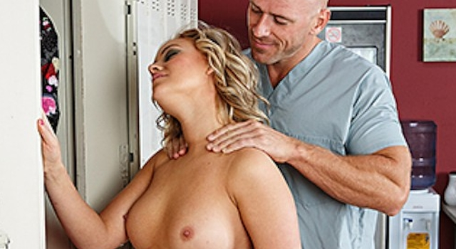 Nurses gets fucked in..