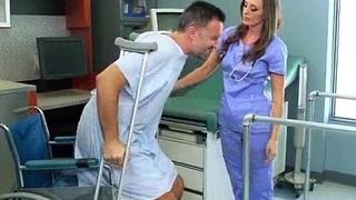 Patient Recive Hookup..