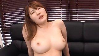 Warm oriental female..