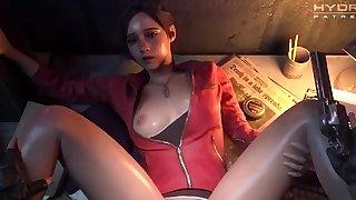 Nice tits 3D babes..