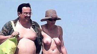 Voyeur Nudist Beach..